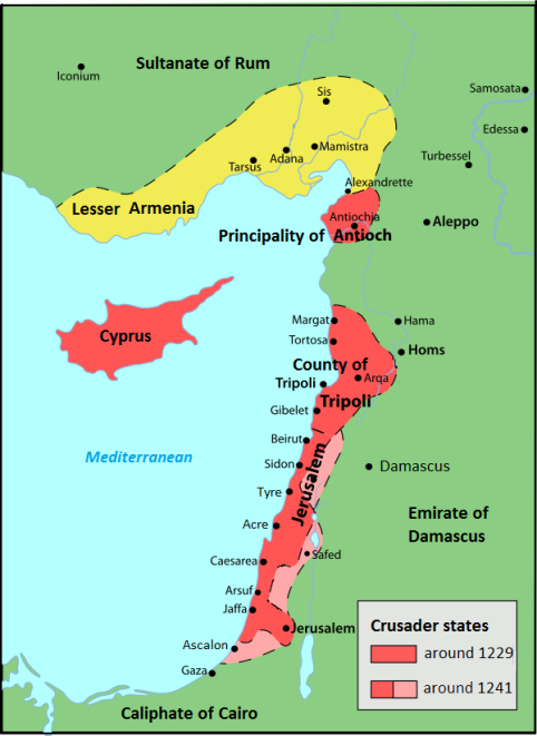 Crusader states 1