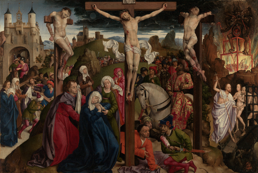 zzzzzzzCrucifixion
